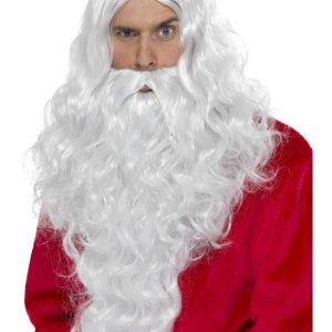 Perruque Père Noël