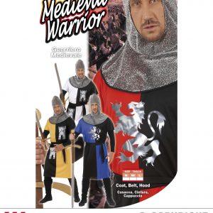Costume Guerrier médiéval