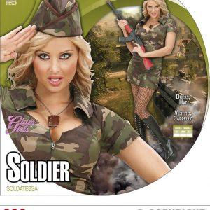 Costume Militaire sexy