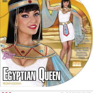 Costume Reine Egyptienne