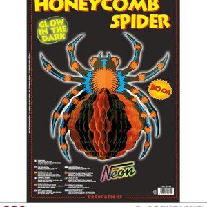 Araignee phophorescente