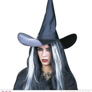 Chapeau sorciere noir
