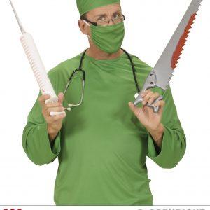 Costume Chirurgien vert