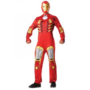 Costume Iron Man licence