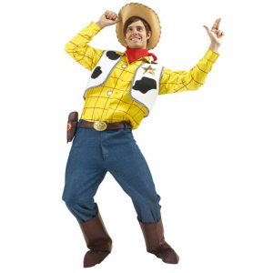 Costume Lucky Luke