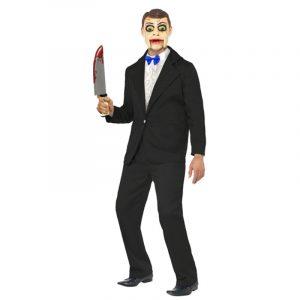 Costume ventriloque sanglant