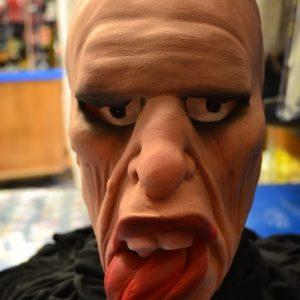 Masque Halloween Halloween au Clown de la République