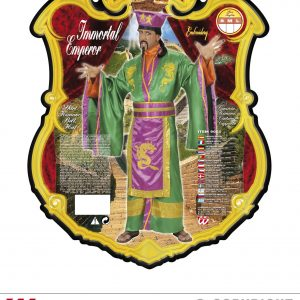 Costume Empereur immortel