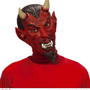 Masque horreur latex demon