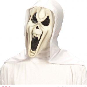 Masque horreur latex fantome