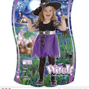 Petite sorciere violette