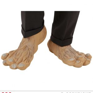 Pieds geants latex
