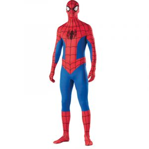 Combinaison seconde peau licence spiderman