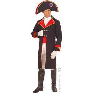 Costume Napoléon manteau long
