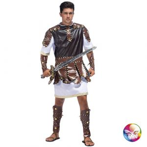 Costume tunique gladiateur