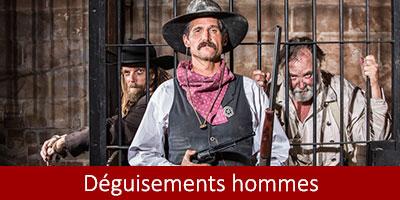 Déguisement Hommes Far west catégorie thème western