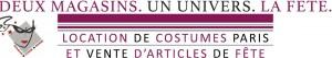 Logo général location de costumes et déguisements