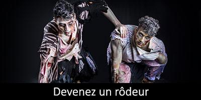 Se déguiser en zombie, mort vivant pour Halloween