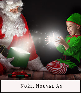 Vente location déguisements Paris Noël Nouvel An