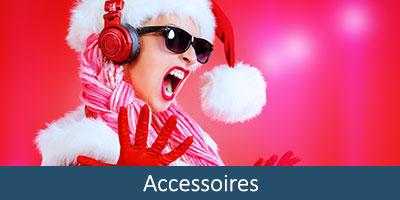Accessoires Noël - Magasin, boutique déguisements, accessoire Noël, Nouvel an