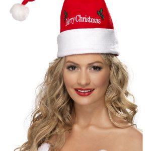 Bonnet de noël Merry Christmas