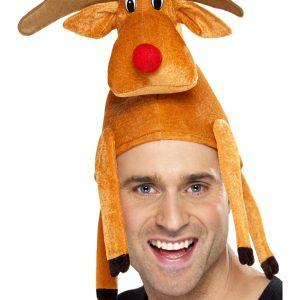 Bonnet renne de Noël
