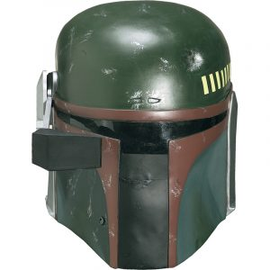CASQUE COLLECTOR BOBA FETT