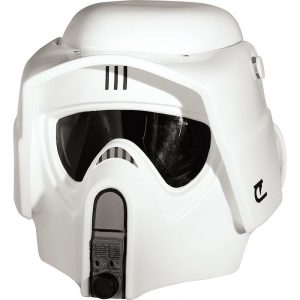 CASQUE COLLECTOR SCOUT TROOPER