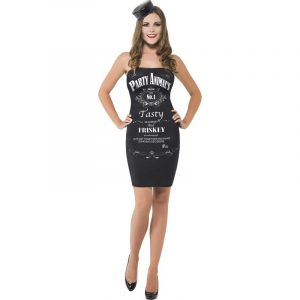 COSTUME ROBE PARTY ANIMAL'STAILLE S