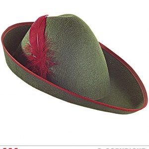 Chapeau de lutin avec plume
