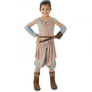 DÉGUISEMENT LUXE ENFANT REY STAR WARS VII TAILLE M