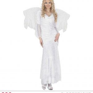 Déguisement ange blanc