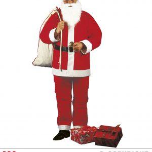 Déguisement Père Noël rouge