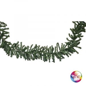 GUIRLANDE BRANCHES SAPIN NOBLE VERT 270 CM 190 TIPS