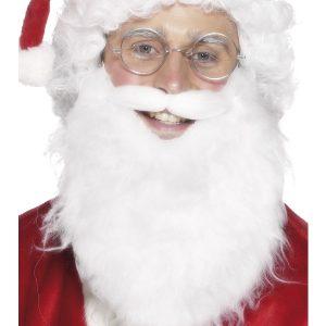 Lunette Père Noël argent
