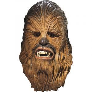 MASQUE LICENCE LUXE CHEWBACCA ADULTE PVC