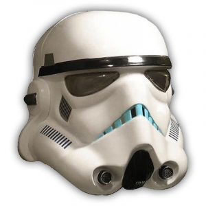 MASQUE LICENCE STAR WARS STORMTROOPER ADULTE TAILLE M