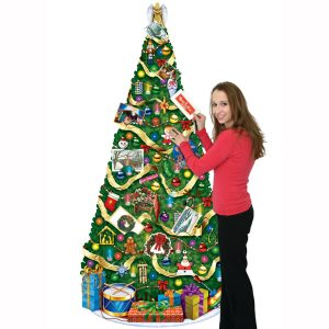 PACK DE 12 DECORATIONS ARBRE DE NOEL