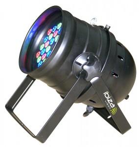 PROJECTEUR 64 A LED AVEC DMX