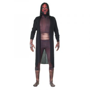 SECONDE PEAU MORPHSUIT DARK MAUL