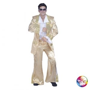Costume disco king or