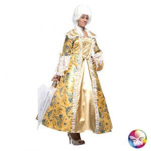 Costume mademoiselle Meertey