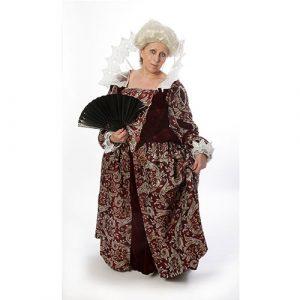 Costume marquise de l'éventail