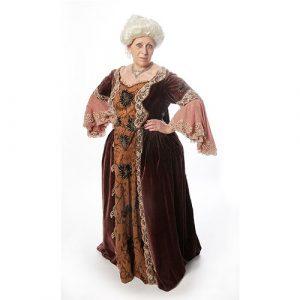 Costume marquise de la Tante