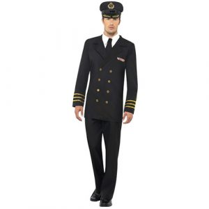 Costume officier de marine