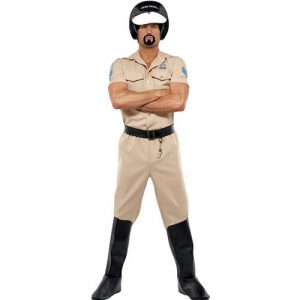 Costume Village People motard