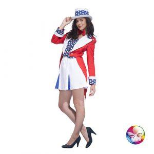 Déguisement américa star femme
