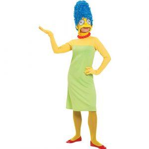 Déguisement licence Marge Simpson