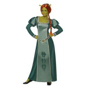 Déguisement licence Princesse Fiona Shrek