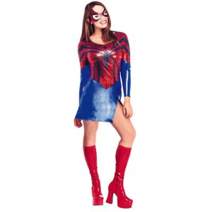 Déguisement licence Spider girl